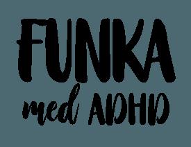 Funka med adhd